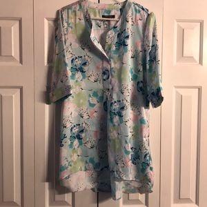 Chadwick's of Boston colorful tunic
